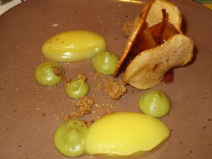 Per dessert variazione di mela
