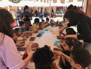Fine settimana per golosi in Valtellina: arriva Sondrio Choco Fest
