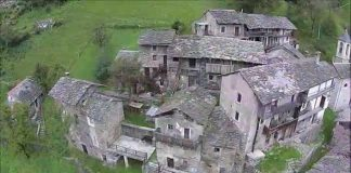 "Sostila, un piccolo borgo fantasma ""auto free"""