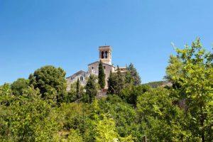 Al via la Sagra della polenta a Viepri, in Umbria
