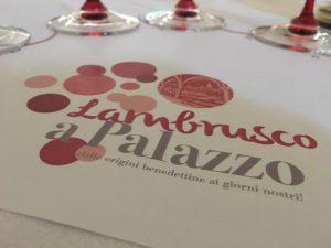 Fine settimana frizzante con la 6a edizione di Lambrusco a Palazzo