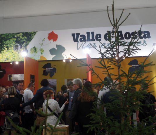 La Valle d'Aosta a Vinitaly 2018 con le perle della sua viticoltura estrema