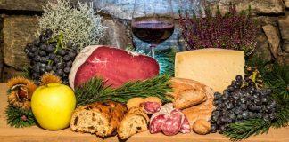 Valtellina in tavola: mangiare bene per stare meglio