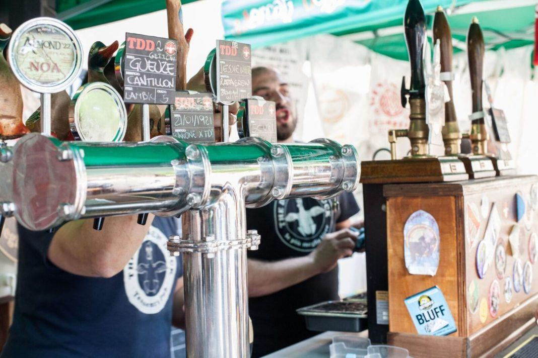 Birra e birrai eretici: al Festival va in scena il matrimonio col vino