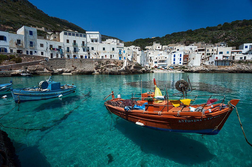 Isole Borghi; E Mediterraneo EgadiPerle Paesi Del Le W9EHI2D