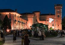 Cena spettacolo di Friuli Venezia Giulia Via dei Sapori al Castello di Spessa
