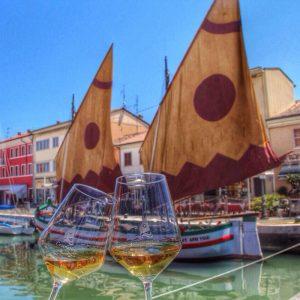 Il Porto canale leonardesco di Cesenatico riempie ancora i… Calici diVini