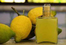 Prodotti tipici locali: il limoncello