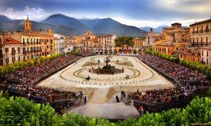 Città, paesi e borghi d'Italia: Introdacqua, in Abruzzo