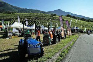Tecnologie per la viticoltura eroica: successo per la prima edizione di Enovitis extreme a Quart