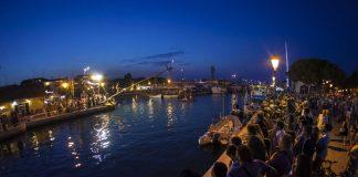 Arriva sul porto canale di Cesenatico la sfida tra le sette cittadine marinare romagnole