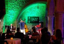 Montalcino jazz and wine