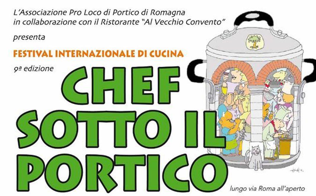 Fine settimana a Portico di Romagna con Chef sotto il Portico