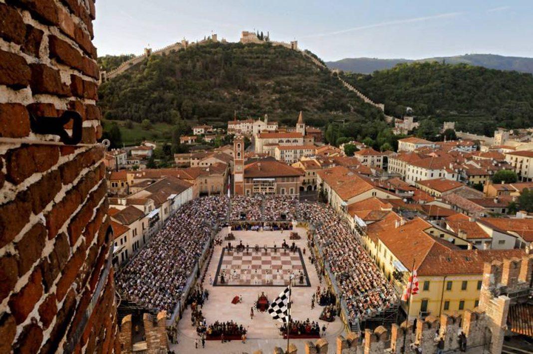 Città, paesi e borghi d'Italia: Marostica, la città degli scacchi viventi