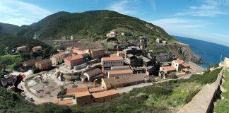Città, paesi e borghi d'Italia: Argentiera, un ex villaggio fantasma in Sardegna