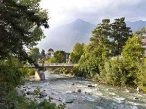 Città, paesi e borghi: Merano, la città dell'acqua e delle fontane