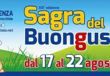 Al via la Sagra del Buongustaio a Reda di Faenza, in Romagna