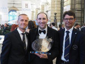 Trofeo Nazionale Miglior Sommelier del Soave: vince un molisano