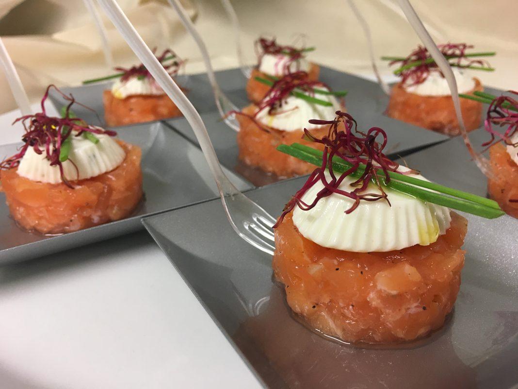 Arriva a Padova Chef in punta di dita, campionato internazionale di Finger Food