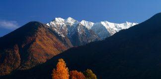 Gusto, natura, sport e cultura in Valtellina a settembre