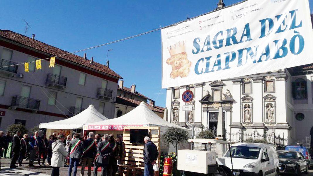 Si rinnova a Carignano l'appuntamento con la Sagra del Ciapinabò