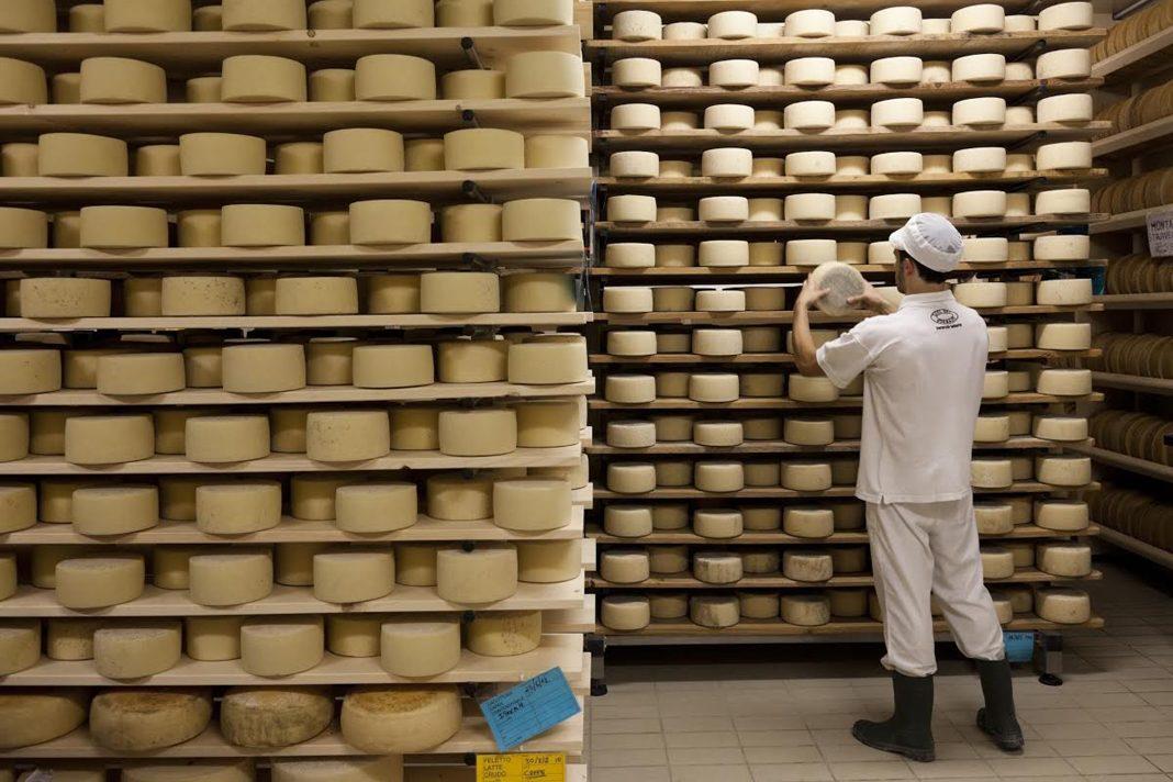 Il Bufala ubriacato al Glera di Latteria Perenzin trionfa ai World Cheese Awards