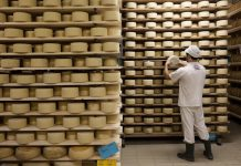 Il Bufala ubriacato al Glera di Latteria Perenzin trionfa ai World Cheese Awards