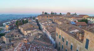 Fine settimana a Serra de' Conti, nelle Marche, per la Festa della Cicerchia