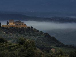 Creazioni gourmet e materie prime a chilometro zero al Castello di Velona