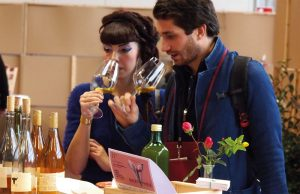 I vignaioli artigiani a Back to the Wine alla fiera di Faenza