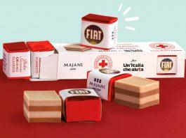 """Majani e Croce Rossa lanciano Crimino, il cremino che """"fa bene"""" al cuore"""