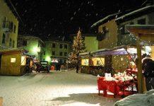 Natale a Ossana, in val di Sole, il paese dei presepi