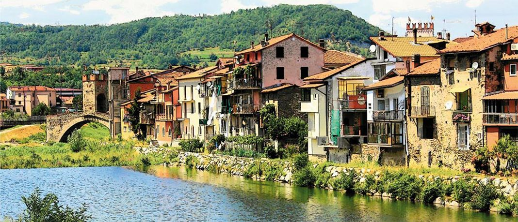Città, paesi e borghi: Millesimo, il borgo ligure del tartufo