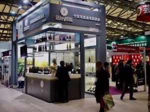 Per il vino, una vetrina continua in ogni parte del mondo