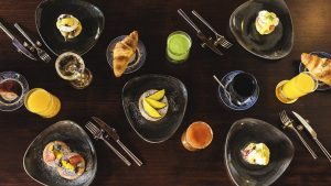 Prodotti locali e sapori lontani al Dhole Milano; cucina fusion, ma gourmet