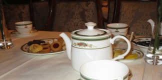 Un Tè con la Poesia: al Grand Hotel otto appuntamenti tra gusto e cultura