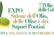 Fine settimana a Latina con Expo, salone dell'olio e dei Sapori Pontini
