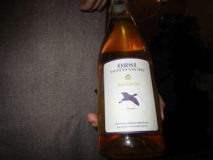 Pignoletto San Vito sui lieviti: tutte le bottiglie si possono chiedere al calice
