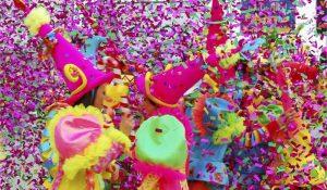 È già tempo di Carnevale, per grandi e bambini
