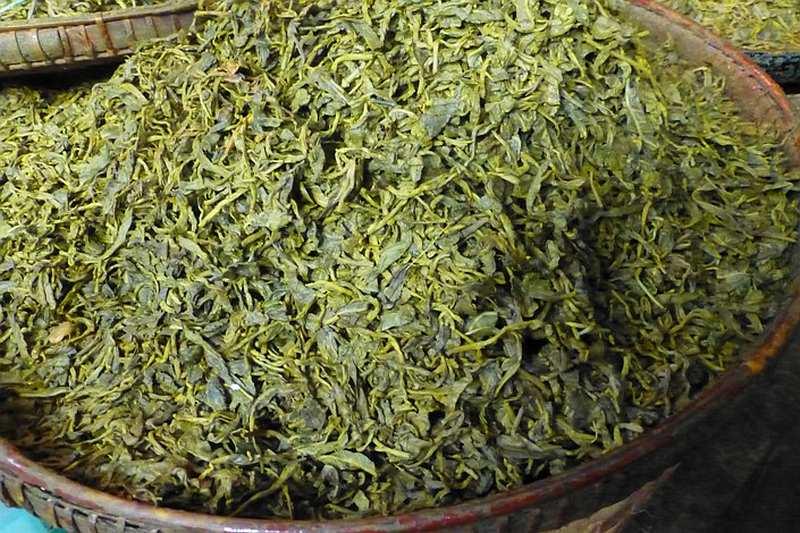 Myanma-rFoglie di tè