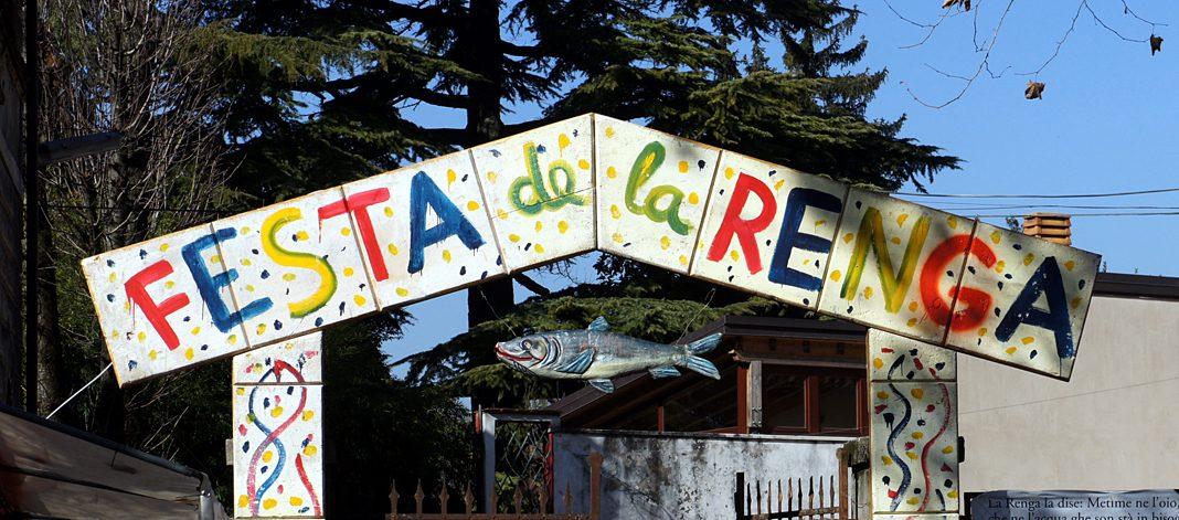 A Parona c'è la Festa della Renga, appuntamento con la tradizione