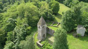 Città, paesi e borghi d'Italia: il Priorato Cluniacense di Piagno