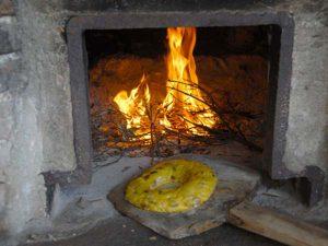 Prodotti tipici locali: il Ciorchiello pasquale di Casette