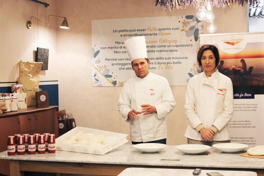 Pizza evolution: nuovo corso al Libra con Chiara Manzi e lo chef Cipolla