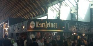 Birra e BBQ: Warsteiner presenta il suo Concept Pub