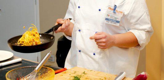 Italian Show Cooking Contest 2019; Andrea Melchiorre il vincitore