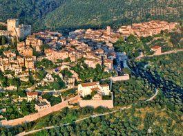 Città, paesi e borghi d'Italia: Sermoneta, nell'Agro Pontino