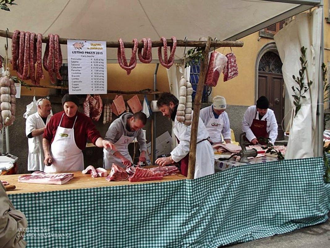 Il maiale ancora protagonista alla Festa di Monghidoro