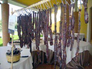 Prodotti tipici locali: la muscisca di Capracotta