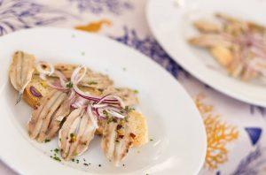 Azzurro come il pesce, quattro giorni di peccati gastronomici a Cesenatico